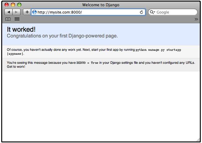 Oliver | Setting Up Nginx, uWSGI, and Django on Amazon's EC2